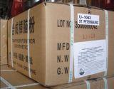 Synthetischer Kampfer KLEKS 6 im weißen Puder packte in 25 Kilogramm Karton-
