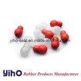 China tapones de caucho de silicona estetoscopio de sustitución de almohadillas