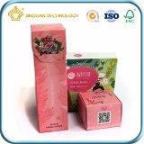 Vakje van het Document van het Ontwerp van de douane het Kosmetische Verpakkende