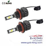IP67極度の明るいH15 36W 4000lm車LEDのヘッドライト
