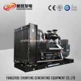 Tipo a buon mercato aperto generatore della Cina del diesel di energia elettrica di 350kw Shangchai