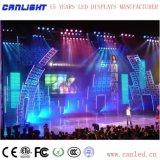 Farbenreiche Innen- P3.91 und im Freienmiete LED-Bildschirmanzeige für Stadium