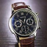 Z317 het Polshorloge van de Mensen van de Manier van het Horloge van Yazole