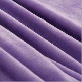 Coleta Domiciliar flanela de poliéster macio quente cobertor de lã China