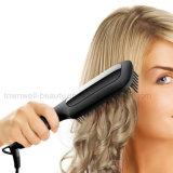 Cepillo rápido de cerámica eléctrico de la enderezadora del pelo del profesional 100-240V de Townwell