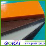 Folha de acrílico colorido/PEAD vareta de soldadura/folhas de plástico corrugado 4X8
