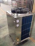 Тип коробки шкафа нержавеющей стали блок верхнего компрессора выхода воздуха закрытого конденсируя (компрессор переченя пользы герметичный)