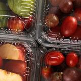 Aangepast Duidelijk Plastiek die Verpakkende Doos/de Doos van de Verpakking vouwen
