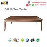 В гостиной деревянный кофейный мебели для дома (HC-K10)