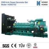 2500kVA de diesel Reeks van de Generator met Googol Motor Hgm2752