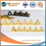 2018년 탄화물 CNC Indexable 삽입 Cnmg