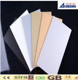 Los paneles compuestos plásticos de aluminio para el revestimiento ACP Acm de la pared exterior