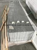 Granito branco chinês G603 Lado a bancada e etapas
