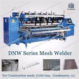 Machine de soudure automatique de treillis métallique de Dnw pour la maille faisant la machine