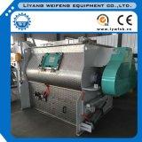 Sshj 0.5-20tonne/lot pagaie double en acier inoxydable de l'arbre d'usine de mixage d'alimentation