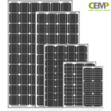 Module solaire monocristallin professionnel 5W, 10W 20W 40W 80W