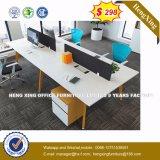 인도 시장 홈 사용 어두운 회색 색깔 사무실 워크 스테이션 (HX-8NR0130)