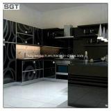 6мм низкий утюг закаленное стекло Splashbacks Starphire керамические кухня