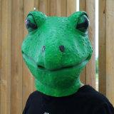 Le latex de cheval d'animal d'usager de carnaval de Veille de la toussaint costume le masque de Cosplay de face pour des jouets de gosse