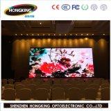 3 ans de la garantie P2.5 DEL d'écran de panneau d'intérieur d'Afficheur LED