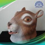 Латекс лошади животного партии масленицы Halloween костюмирует маску Cosplay стороны для игрушек малыша