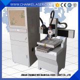 Router CNC de aluminio latón grabado de metal con 1,5 KW CK6090