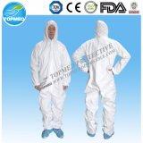 처분할 수 있는 짠것이 아닌 작업복, 안전 제품 안전 작업복
