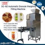 Automatische abfüllende Körnchen, die Füllmaschine für Washin Puder (DC-B2, wiegen)