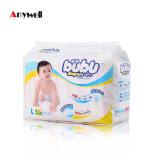 ベルトの有機性使い捨て可能なSoftcareの赤ん坊の乾燥したおむつ