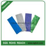 Matériau de couleur personnalisés le PEBD sac de plastique d'étanchéité côté partie Polybag