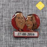 Meilleur souvenir d'impression personnalisée Mariage cadeau de promotion de promotion des épinglettes