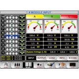 em linha modular do UPS 180kVA (DM180/30X)