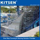 De globale Steiger van het Systeem van Ringlock van het Aluminium van de Steiger voor het Project van de Boiler