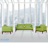 Büro-Möbel Japaness Art-Freizeit-Gewebe-Sofa