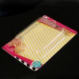 Vedação da embalagem em blister com calor transparente com cartão de Papel de impressão