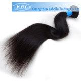 Человеческие волосы бразильянина ранга 5A прямых волос