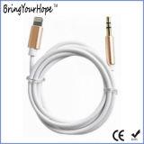 iPhone 7/8/X를 위한 오디오 보조 케이블 보조 코드