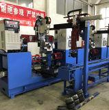 Línea de soldadura de la producción del cilindro del LPG