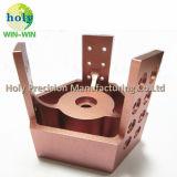 Usinagem de precisão7075/6061 Alumínio peças de máquinas para fresar