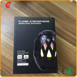 Haut de la Lampe atmosphère de la flamme de la danse petit Mobile Mini de plein air le plus fort le meilleur portable sans fil Blue tooth haut-parleurs