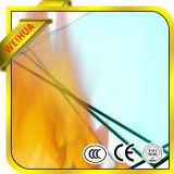 Vidrio resistente al fuego/pared de cristal Tempered incombustible con el Ce/ISO9001/CCC