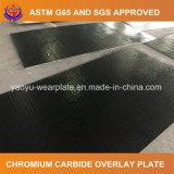 Piatto d'acciaio resistente all'uso bimetallico dell'OEM