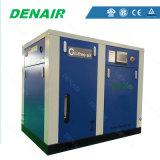 Compresseur d'air rotatoire exempt d'huile approuvé de vis de la CE pour l'hôpital
