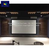 Xyscreen 고정 프레임 영사막 극장 영사기와 스크린