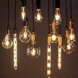 Lampadina A19 4W 6W 8W del filamento del LED