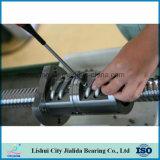 Tipo oval tuerca de la precisión de bola y tornillo de 3210 bolas para el torno del CNC (SFU3210)