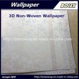 3D papel pintado no tejido que graba los 53cm*10m