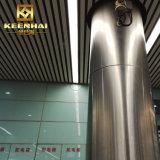 صنع وفقا لطلب الزّبون حجم ألومنيوم عمود تغطية لأنّ بناية