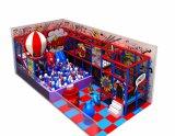 Piscina Crianças Playground Equipamentos com casa de balão