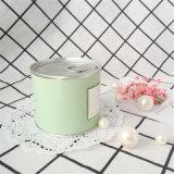 De tin Gebemerkte Kaars van de Soja voor de Decoratie van het Huis